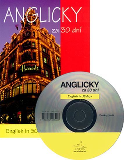 Anglicky za 30 dní+CD