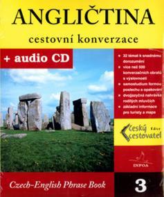 Angličtina - cestovní konverzace + CD