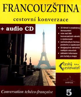 Francouzština cestovní konverzace+CD