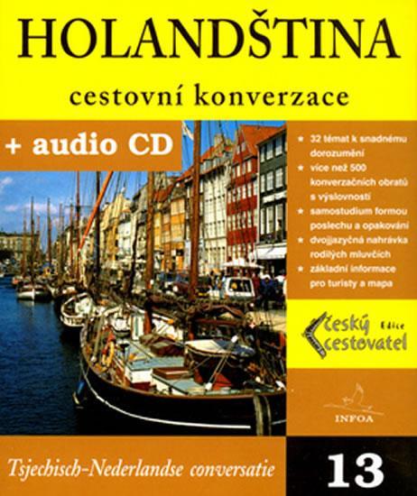Holandština - cestovní konverzace + CD