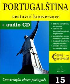 Portugalština - cestovní konverzace + CD