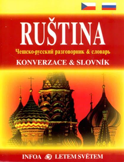 Ruština - Konverzace + slovník