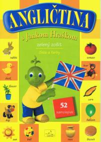 Angličtina s Jankom Hraškom - zelený zošit