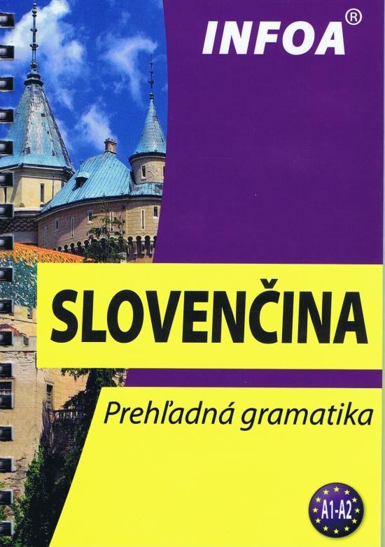 Kniha: Prehladná gramatika - slovenčinaautor neuvedený