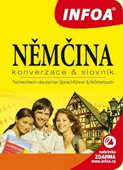 Němčina - Kapesní konverzace - slovník