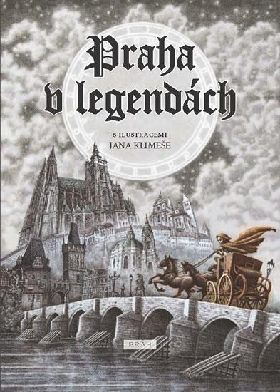 Kniha: Praha v legendách (česky) - Novotná Anna