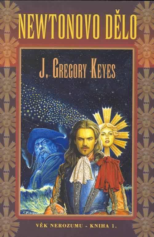 Kniha: Newtonovo dělo - J. Gregory Keyes