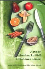 Dieta při ulcerózní kolitidě a Crohnově nemoci