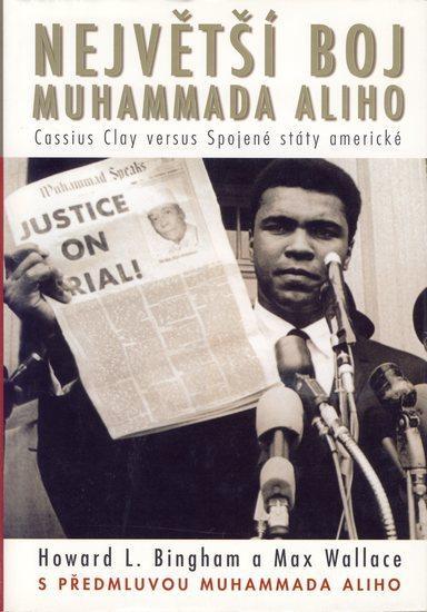 Kniha: Největší boj Muhammada Alihoautor neuvedený