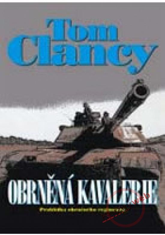 Kniha: Obrněná kavalerieautor neuvedený