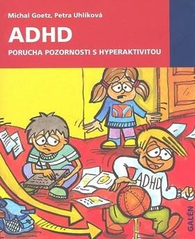 Kniha: ADHD - Michal Goetz