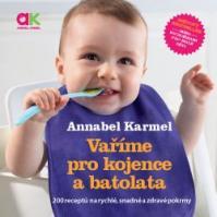 Vaříme pro kojence a batolata  2. upravené vydání