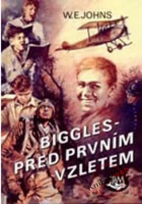 Biggles-před prvním vzletem