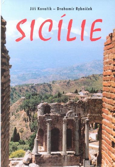 Sicílie-průvodce a kaleidoskop