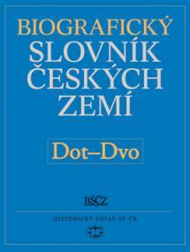 Biografický slovník českých zemí Dot-Dvo