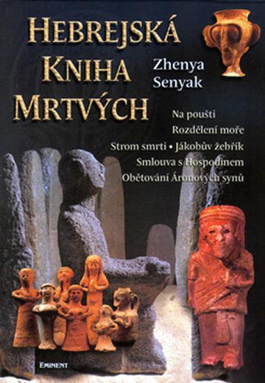 Kniha: Hebrejská kniha mrtvých - Senyak Zhenya