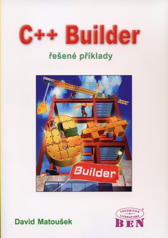 Kniha: C++ Builder - Matoušek David