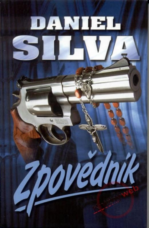 Kniha: Zpovědník - Silva Daniel