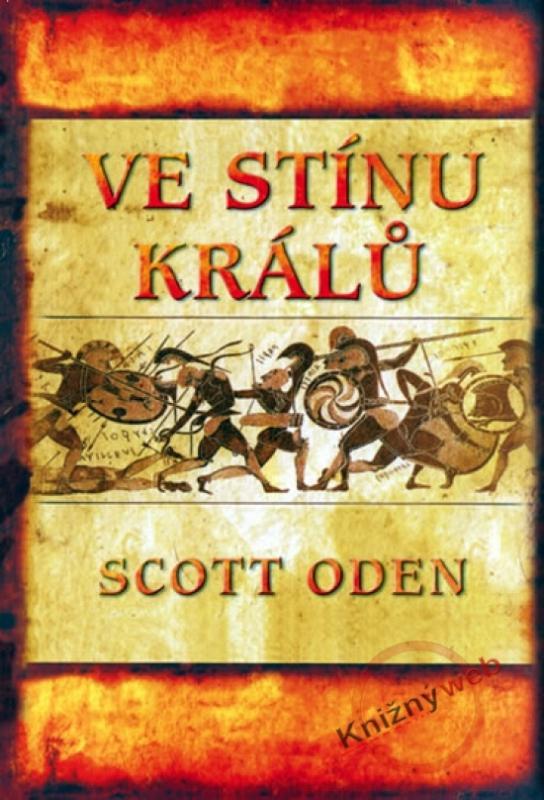 Kniha: Ve stínu králů - Odena Scotta