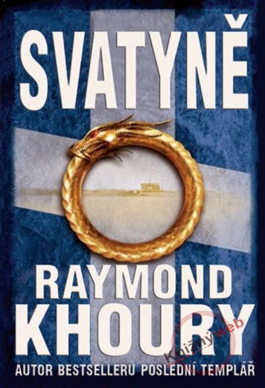 Kniha: Svatyně - Khoury Raymond