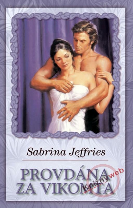 Kniha: Provdána za vikomta - Jeffries Sabrina