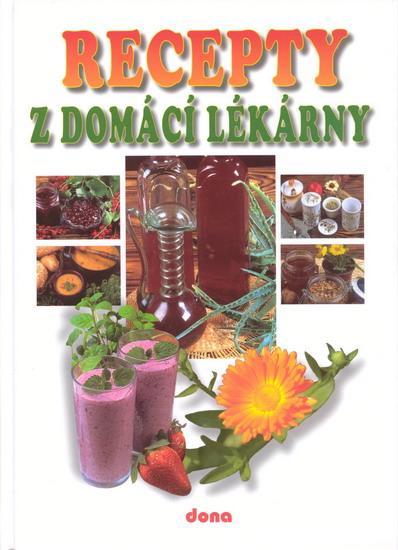 Kniha: Recepty z domácí lékárnykolektív autorov