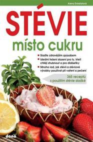 STÉVIE místo cukru - 365 receptů s použi