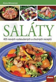 Saláty - 405 nových vyzkoušených a chutných receptů
