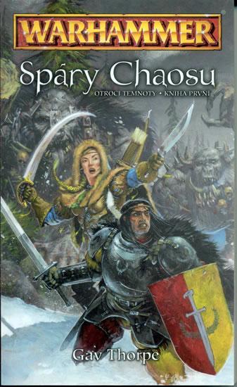 Kniha: Warhammer - Spáry Chaosuautor neuvedený