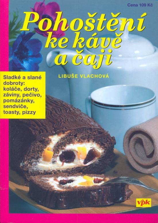 Pohoštění ke kávě a čaji