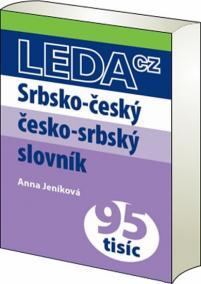 Srbsko-český, česko-srbský slovník - 2. vydanie