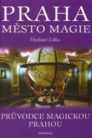 Praha město magie