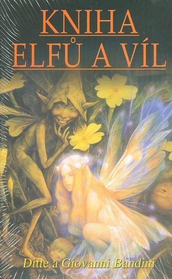 Kniha elfů a víl