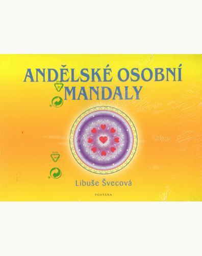 Kniha: Andělské osobní mandaly - Libuše Švecová