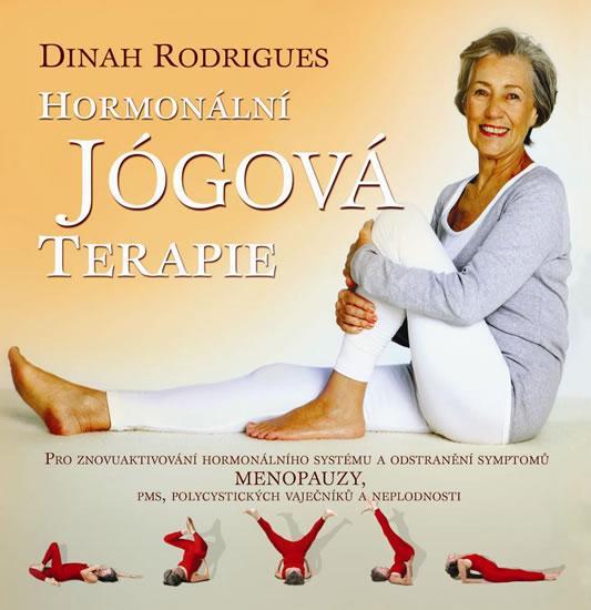 Kniha: Hormonální jógová terapie - Rodrigues Dinah