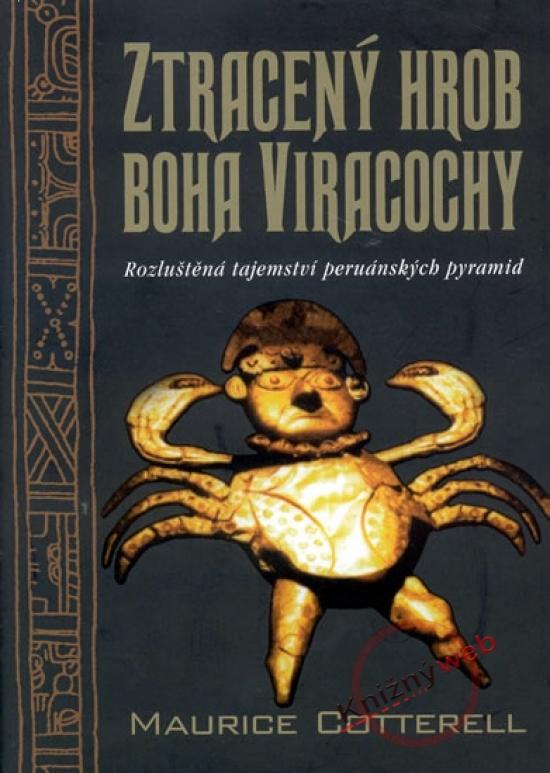 Ztracený hrob boha Viracochy