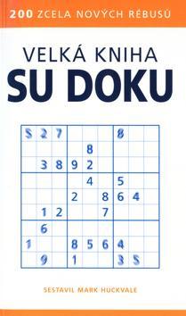 Velká kniha SU DOKU
