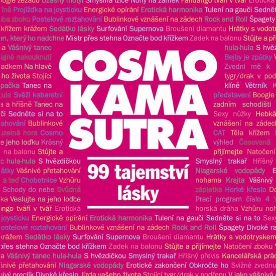 Cosmo Kamasutra - 99 tajemství lásky