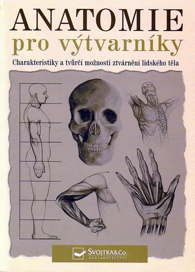 Kniha: Anatomie pro výtvarníkykolektív autorov