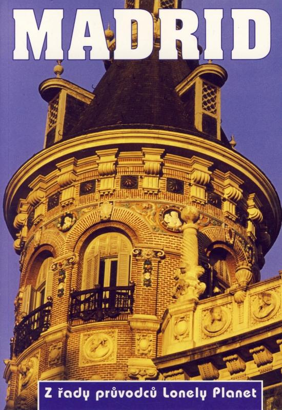 Kniha: Madrid - Lonely Planetkolektív autorov