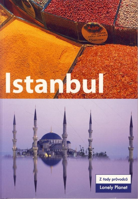Kniha: Istanbul - Lonely Planet - Maxwell Virginia