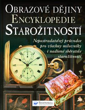 Obrazové dějiny. Encyklopedie starožitností - REP07 s novou obálkou