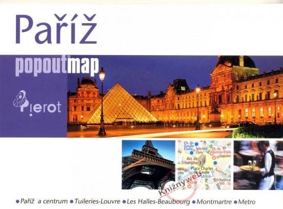 Paříž - popoutmap