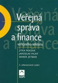 Veřejná správa a finance