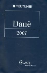 Daně 2007