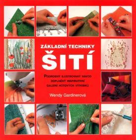Základní techniky šití