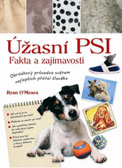 Kniha: Úžasní psi - Fakta a zajímavostiautor neuvedený