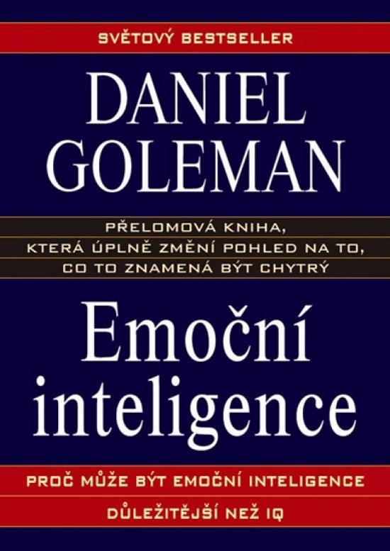 Kniha: Emoční inteligence - Goleman Daniel