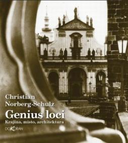 Genius loci - Krajina, místo, architektura