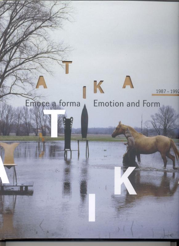Kniha: Atika 1987 - 1992 - Dagmar Koudelková